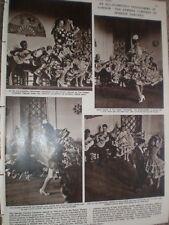 Photo article Spanish Zambra Company Flamenco Palace Theatre London 1960 ref Av