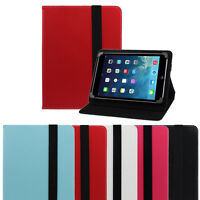 Universal 7 inch Tablet Flip Leather Stand Skin Case Cover For PC Android Tablet