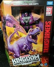 Transformers Kingdom Beast Wars Leader MEGATRON PREDACON MAXIMAL NEW IN STOCK
