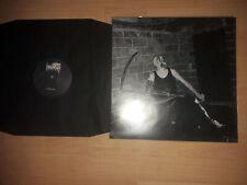 """goatmoon death before dishonour black vinyl 12"""" Lp"""