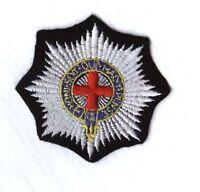 BN Lancashire Embroidery Coldstream Guards Blazer Badge