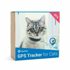 Tractive CAT GPS Tracker with breakaway mechanism - Waterproof cat finder with a