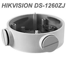 Hikvision DS-1260ZJ CCTV Metal Wall Mount Bracket Junction Box IP Bullet Camera