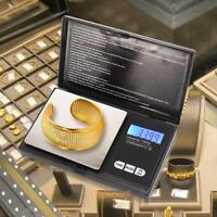 1000g x 0.1g Digital Jewelry Gold Silver Coin Gram Balance Weight Pocket Scale