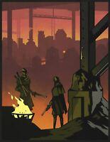 Sangre Y Polvo A Aguja RPG Aventura Libro de Bolsillo