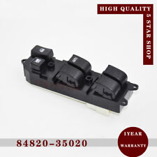 Power Window Switch Control 84820-35020 For Toyota Land Cruiser 80 Hilux Surf