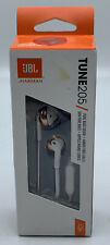 JBL TUNE205 PURE BASE HANDS FREE VOLUMN CONTROL HEAD PHONE EAR BUDS rose NEW