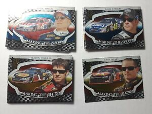 2006 press pass VIP complete your making the show insert set *pick from list*