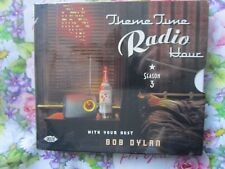 Theme Time Radio Hour With Your Host Bob Dylan Season 3 Ace CDCH2 1270 2xCD Set