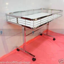 Foldable Display Tables Car Boot Market Stall Compact Portable Fete Fair