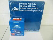Ate Bremscheiben und Ceramic-beläge AUDI A3,Q3 und Skoda Superb III Satz VA + HA