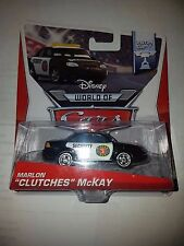 Disney World of Cars Marlon 'Clutches' McKay - Brand new