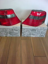 Genuine Vw Golf Mk4 US Spec Rear Lights Tinted Lens US Style (a pair)