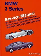 BMW 3-SERIES SERVICE MANUAL 1999-2005 ( E46 ) H/B