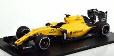 Spark Renault R.S.16 F1 2016 - Jolyon Palmer et Kevin Magnussen Echelle 1:18 Voiture Miniature - Jaune