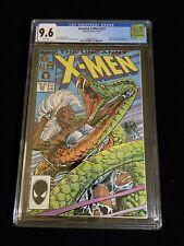 Marvel UNCANNY X-MEN #223, 11/87, CGC 9.6, Chris Claremont Story, 9012
