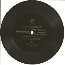 NITZER EBB Cherry Blossom 3TRX w/EXCERPTS Europe 7 INCH vinyl FLEXI 45 USA seler