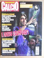 IL NUOVO CALCIO n°98 2000 Andrea Pirlo Italia Under 21 Marco Tardelli  [GS43]