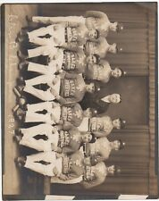 "1927 Photo of the Baker Sweeties Baseball Team "" Class B Champions """