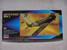Maquette HASEGAWA 1/72ème SPITFIRE Mk.I