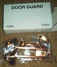 Antique Brass Clasp Lock Safety Bolt Locking Door Security K2880