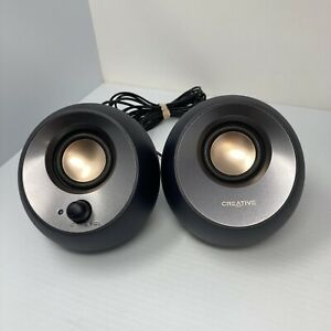 Creative Pebble V3 Minimalistic 2.0 USB-C Desktop Speakers w USB Audio Bluetooth