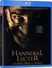 Blu Ray HANNIBAL LECTER - Le Origini Del Male ......NUOVO