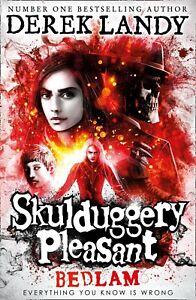 Bedlam (Skulduggery Pleasant, Book 12): Skulduggery Pleasant (12) Paperback NEW