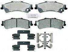 ACDelco 17D792CH Rr Ceramic Brake Pads