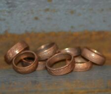 Canada Coin Ring Handmade With Large Cent Size 4 to 14 Over 100 Year Old Coin