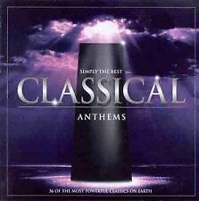 Simply The Best Classical Anthems - Various (NEW 2CD)