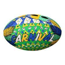 Gilbert Randoms Supporter Brazil Carnival Rugby Ball Size 5