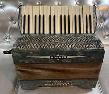 More details for hohner carmen ii accordion needs refurbishment