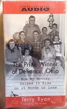 The Prize Winner of Defiance, Ohio: How My Mother Raised 10 Kids Book On Tape