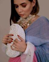 Ex ZARA designer Women Shoulder Bag  Handbag Clutch for ladies  evening party