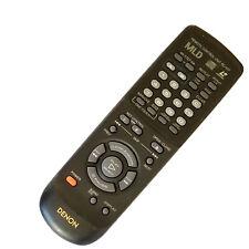 OEM Denon Laser Disc Remote Control RC-537