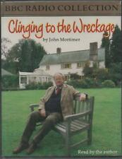 CLINGING TO THE WRECKAGE by John Mortimer ~ Two-Cassette Audiobook