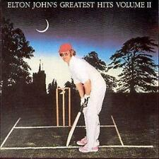 Elton John : Elton John's Greatest Hits Volume Two CD (1999)