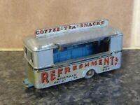 VINTAGE LESNEY MATCHBOX No.74 MOBILE REFRESHMENTS CANTEEN TRAILER