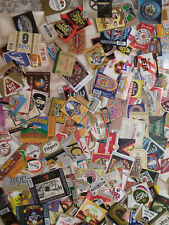 More details for 430 x job lot of  beer bottle labels uk germany europe usa ect all different