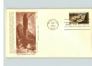 Scarce! JOHN Wesley POWELL pic Island Monument in Glen Canyon, 1969 Page, Arizon
