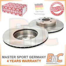 FRONT BRAKE DISC BMW Master-Sport Germany OEM 34116794429 Heavy Duty