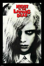 NIGHT OF THE LIVING DEAD - GIRL MOVIE POSTER - 24x36 CLASSIC HORROR 0095