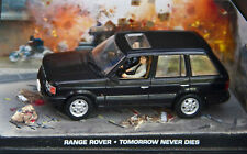 JAMES BOND CAR COLLECTION- RANGE ROVER 4.6 HSE - TOMORROW NEVER DIES - No 034