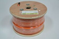 2.5mm 3 Core + Earth Orange Circular Electrical Cable PER MTR
