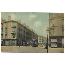 More details for govanhill king's cross, cathcart road, glasgow postcard, postally used 1907
