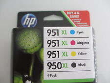 Original Set C2P43AE HP Officejet Pro 8600 950XL BLK Black + nr.951xl C M Y