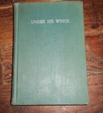Under His Wings Christian Book (O. Hallesby - 1940) Fifteenth Edition