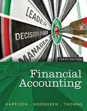 Financial Accounting Plus NEW MyAccountingLab with Pearson eText -- Access Car..