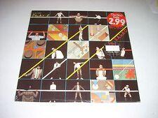 Fischer-Z Word Salad Holland Import LP Liberty NM still in shrink 1979